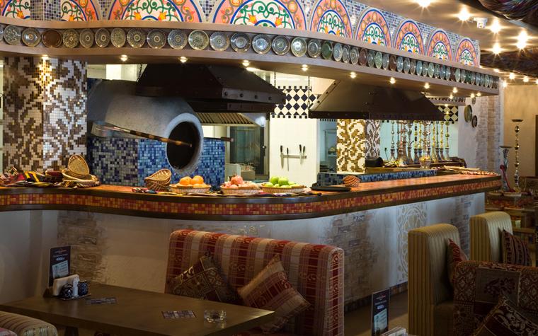 Ресторан. ресторан из проекта , фото №23358