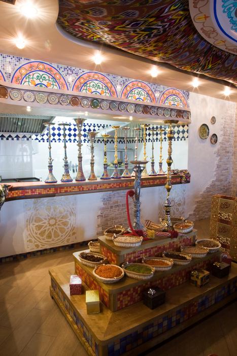 Ресторан. ресторан из проекта , фото №23360