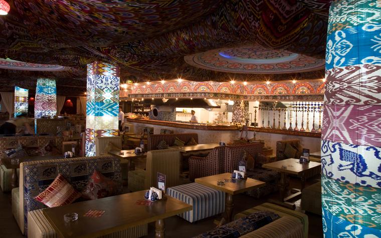 Ресторан. ресторан из проекта , фото №23362