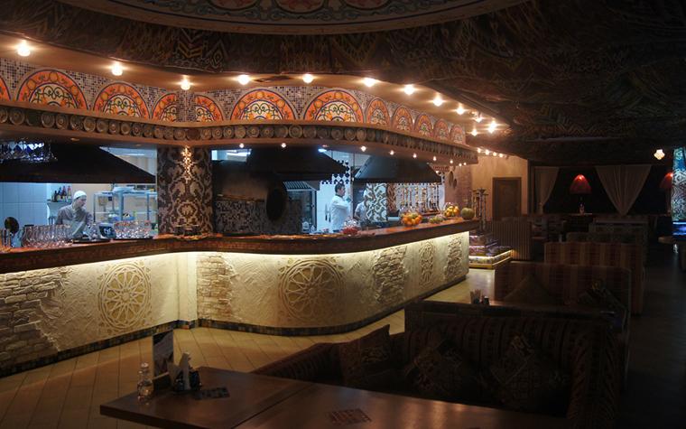 Ресторан. ресторан из проекта , фото №30795