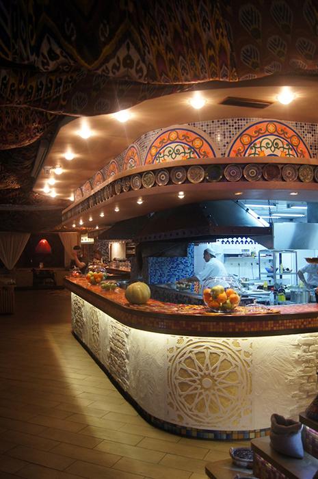 Ресторан. ресторан из проекта , фото №30797