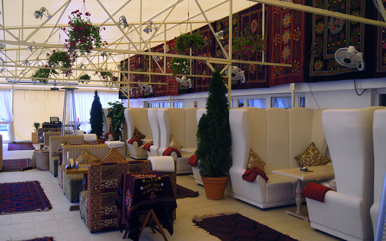 Ресторан. ресторан из проекта , фото №31004