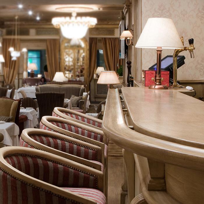 Ресторан. ресторан из проекта , фото №23605