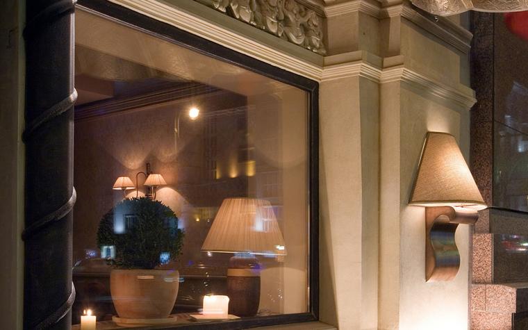 Ресторан. ресторан из проекта , фото №23598
