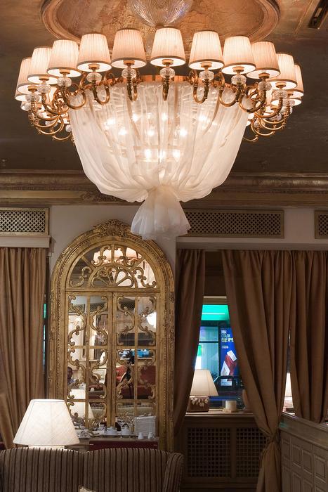 Ресторан. ресторан из проекта , фото №23599