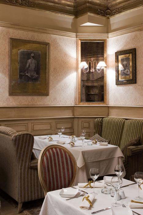 Ресторан. ресторан из проекта , фото №23600