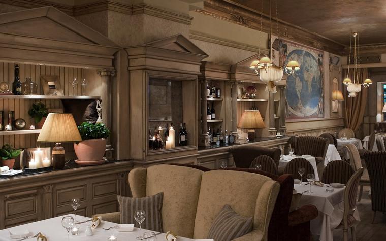 Ресторан. ресторан из проекта , фото №23602