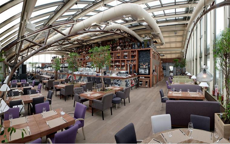 Ресторан. ресторан из проекта , фото №23650
