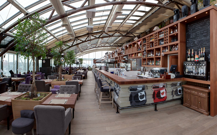 Фото № 23652 ресторан  Ресторан