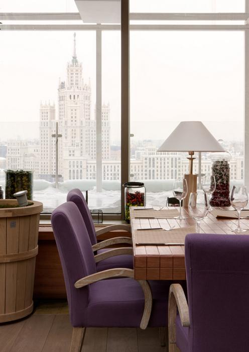 Ресторан. ресторан из проекта , фото №23653
