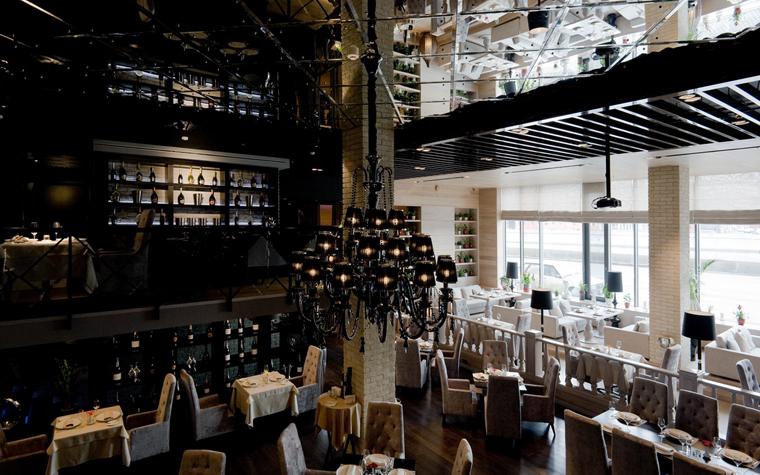 Ресторан. ресторан из проекта , фото №25404