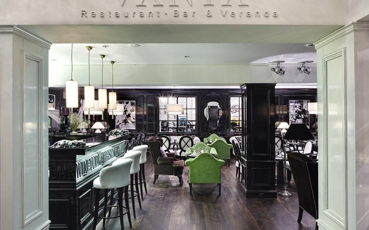 Ресторан. ресторан из проекта , фото №26881