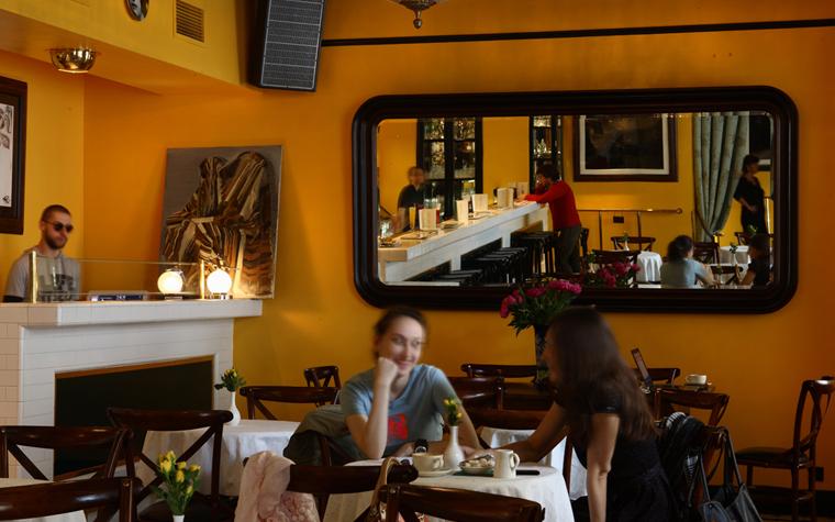 ресторан - фото № 27036