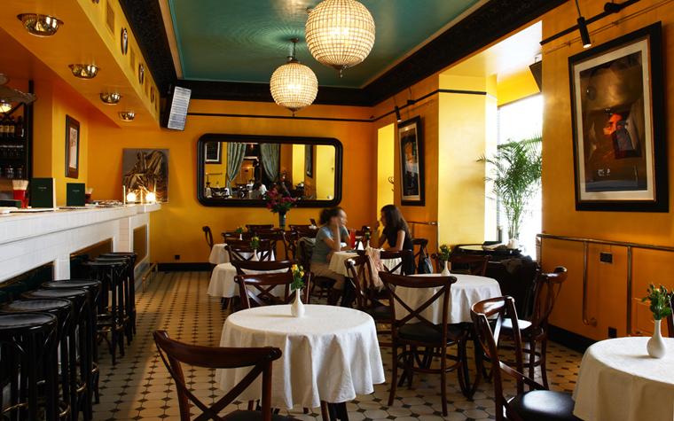 ресторан - фото № 27037