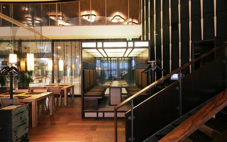 Ресторан. ресторан из проекта , фото №27780