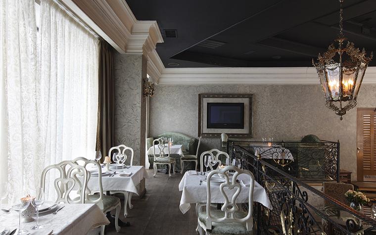 Ресторан. ресторан из проекта , фото №28173