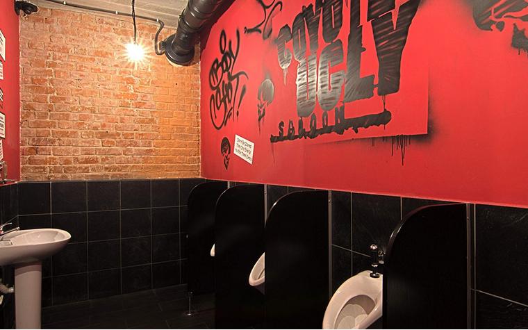 Ресторан. ресторан из проекта , фото №29217