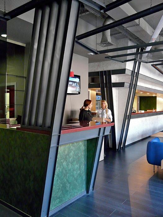 Ресторан. ресторан из проекта , фото №32657