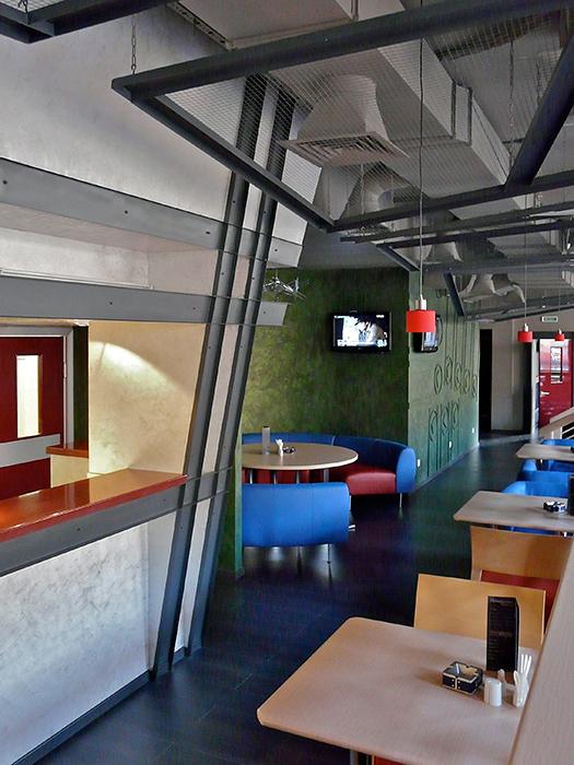 Ресторан. ресторан из проекта , фото №32649
