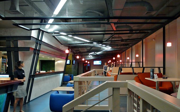 Ресторан. ресторан из проекта , фото №32651