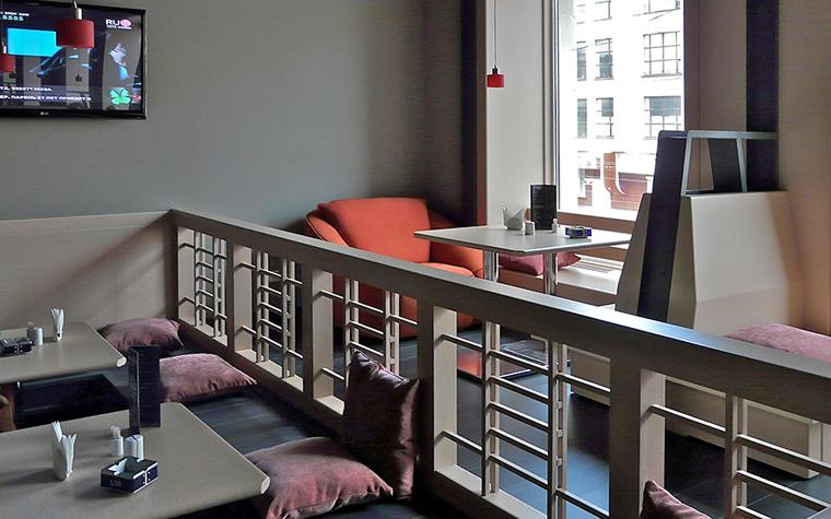 Ресторан. ресторан из проекта , фото №32652