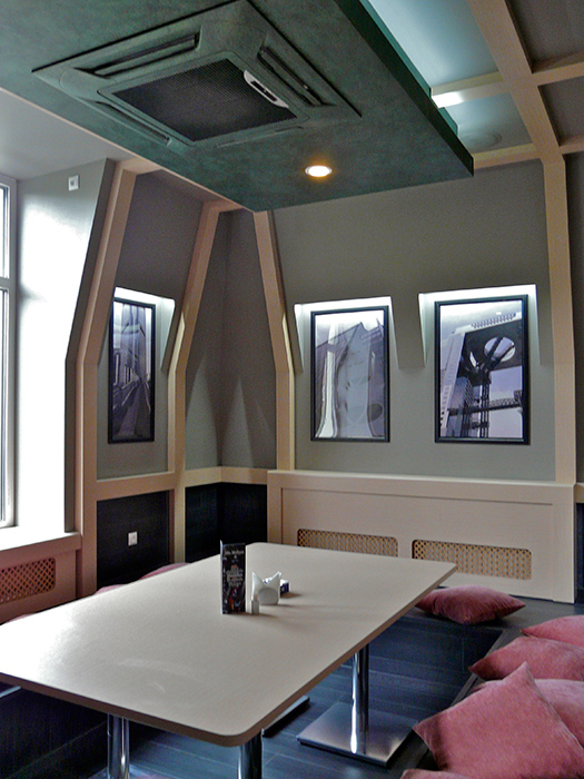Ресторан. ресторан из проекта , фото №32653