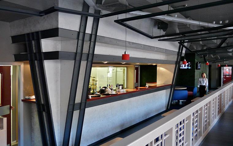 Ресторан. ресторан из проекта , фото №32655