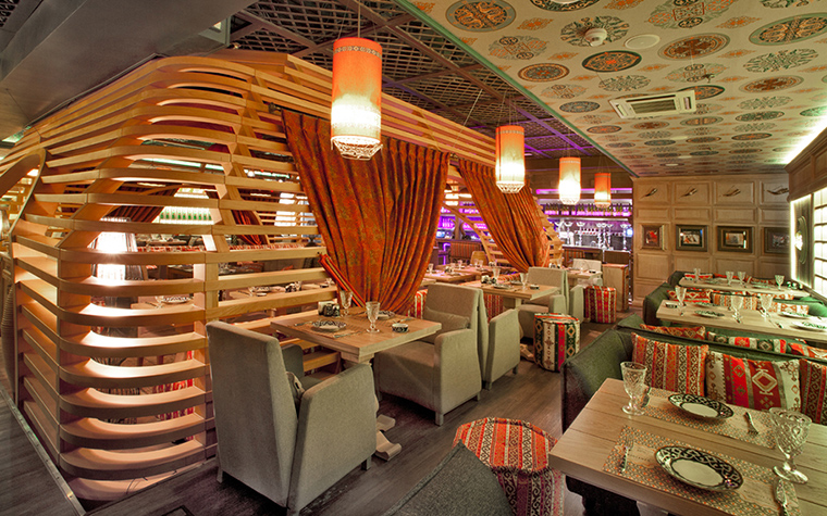 ресторан - фото № 34830