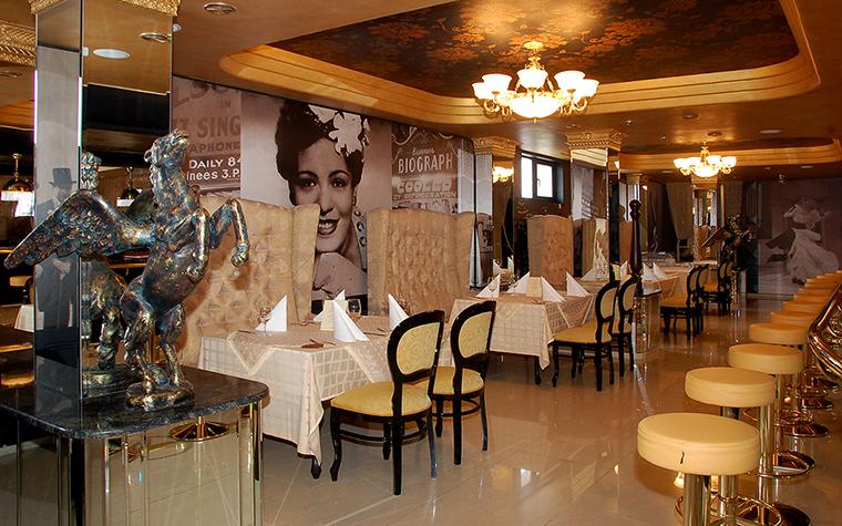 Ресторан. ресторан из проекта , фото №35566