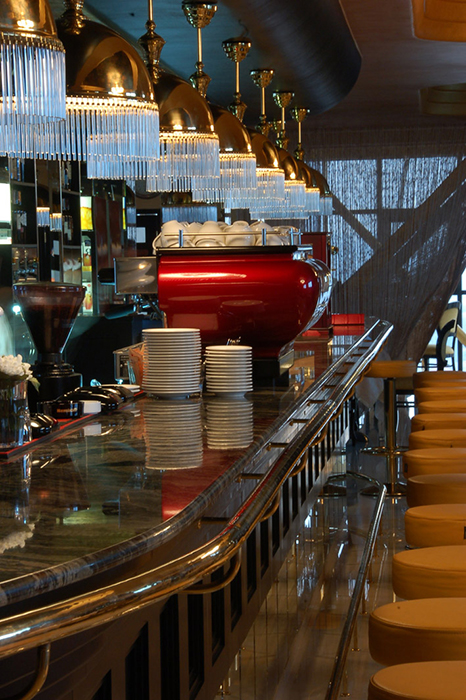 Ресторан. ресторан из проекта , фото №35567