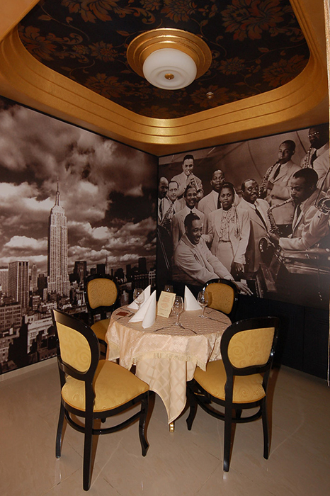 Ресторан. ресторан из проекта , фото №35570