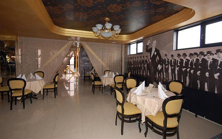 Ресторан. ресторан из проекта , фото №35572