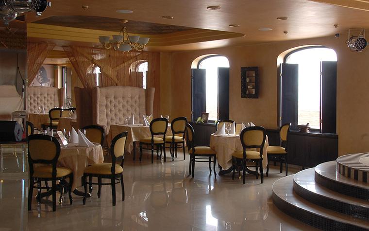 Ресторан. ресторан из проекта , фото №35573