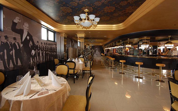 Ресторан. ресторан из проекта , фото №35574