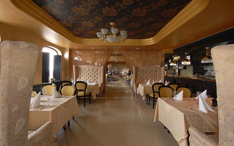 Ресторан. ресторан из проекта , фото №35557