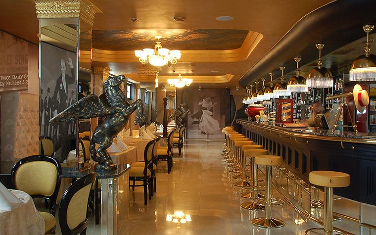 Ресторан. ресторан из проекта , фото №35558
