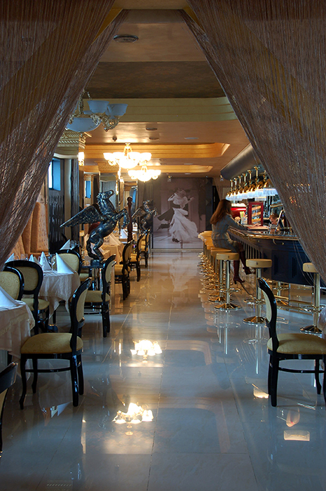 Ресторан. ресторан из проекта , фото №35560