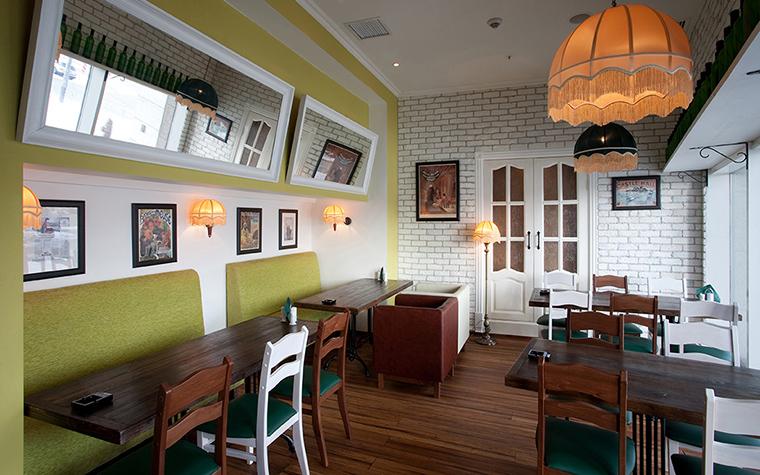 ресторан - фото № 37496