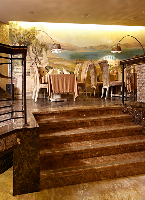 ресторан - фото № 38093