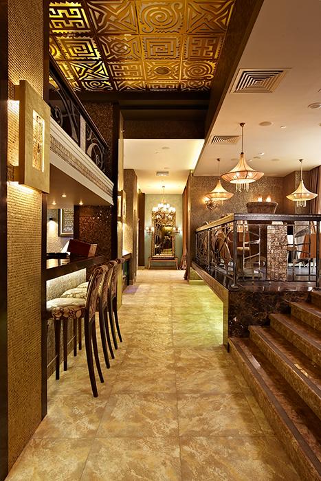 Необычные интерьеры кафе и ресторанов