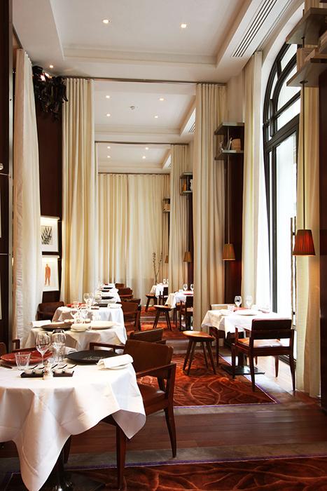 Ресторан. ресторан из проекта , фото №38339