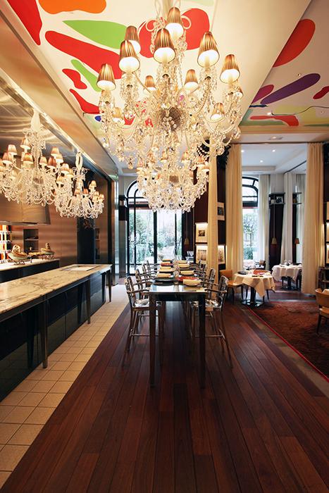 Ресторан. ресторан из проекта , фото №38340