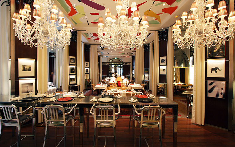 Ресторан. ресторан из проекта , фото №38341