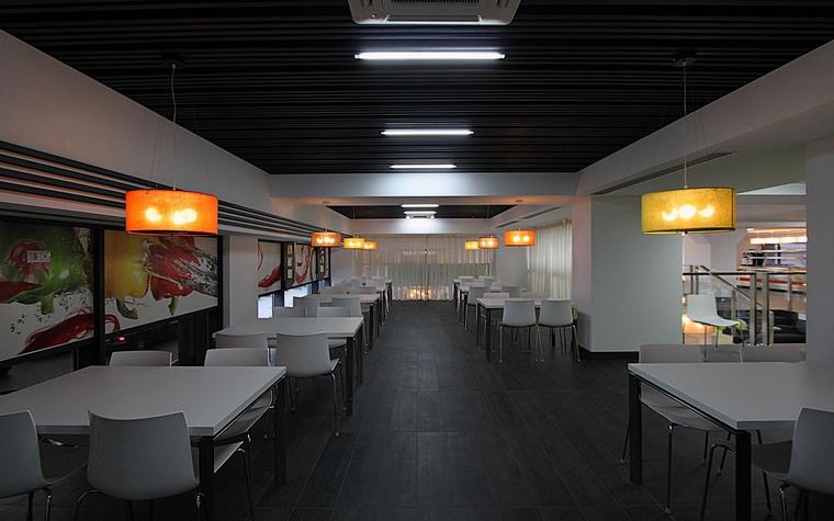 Ресторан. ресторан из проекта , фото №41011