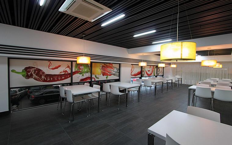 Ресторан. ресторан из проекта , фото №41012
