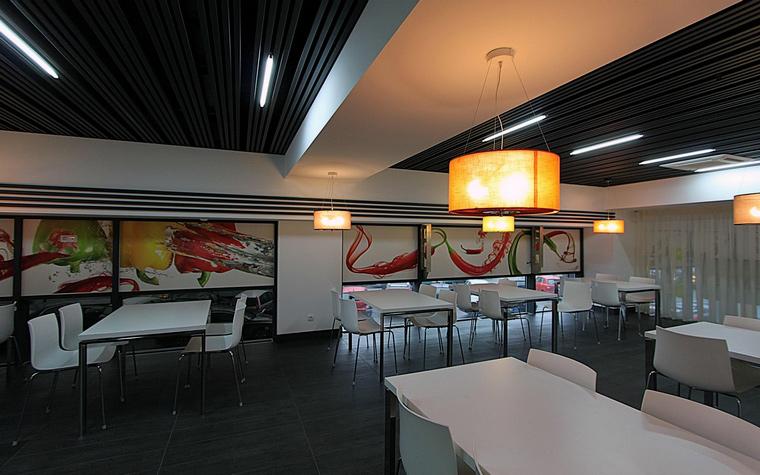 Ресторан. ресторан из проекта , фото №41013