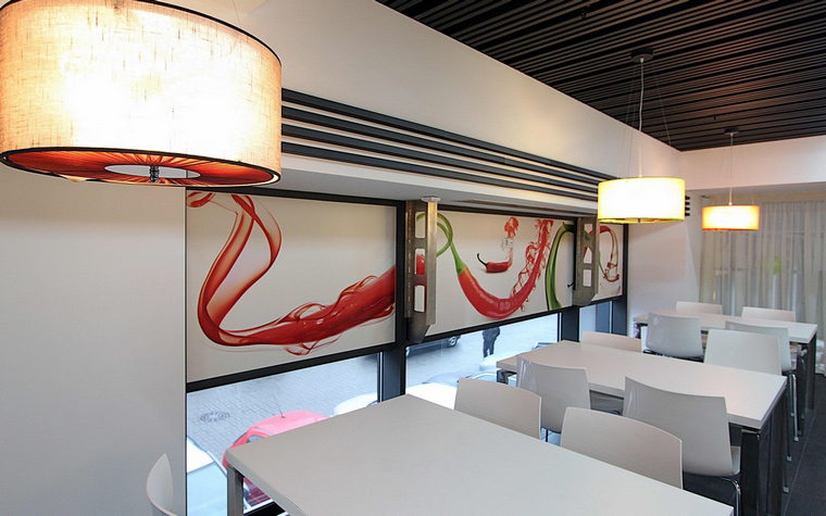 Ресторан. ресторан из проекта , фото №41014