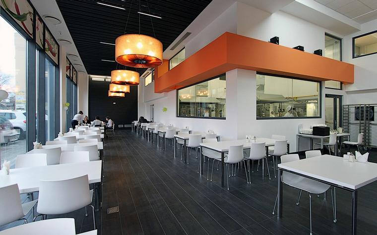 Ресторан. ресторан из проекта , фото №41007