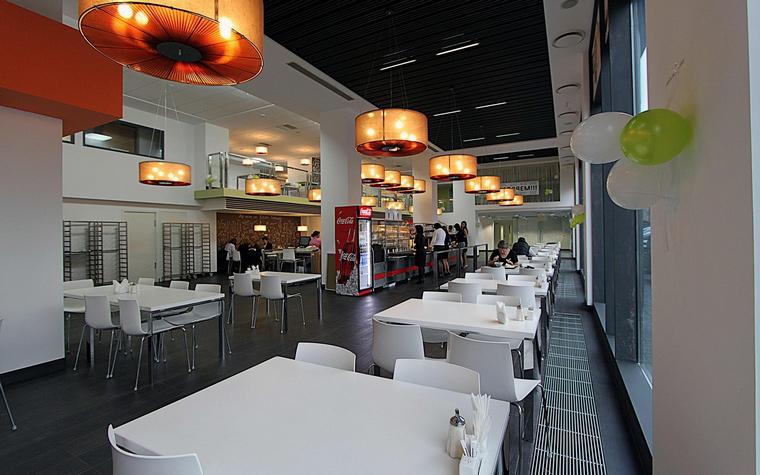 Ресторан. ресторан из проекта , фото №41008