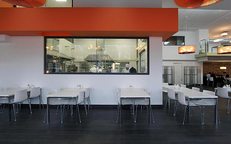 Ресторан. ресторан из проекта , фото №41009